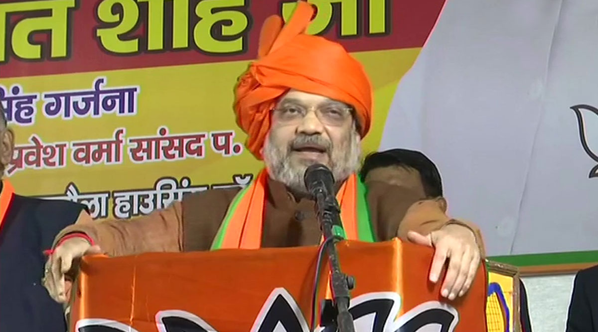 Amit Shah Must Apologise For Working as 'Hate Minister', Leading 'Extremist Communal Campaign': CPM After BJP Rout in Delhi Elections 2020