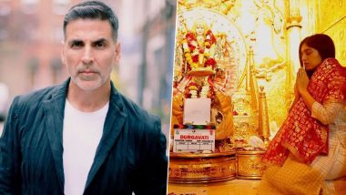 Durgavati: Bhumi Pednekar's Horror-Thriller Goes on Floor, Akshay Kumar Shares Pic from Her 'Mohurat Puja' (View Pic)