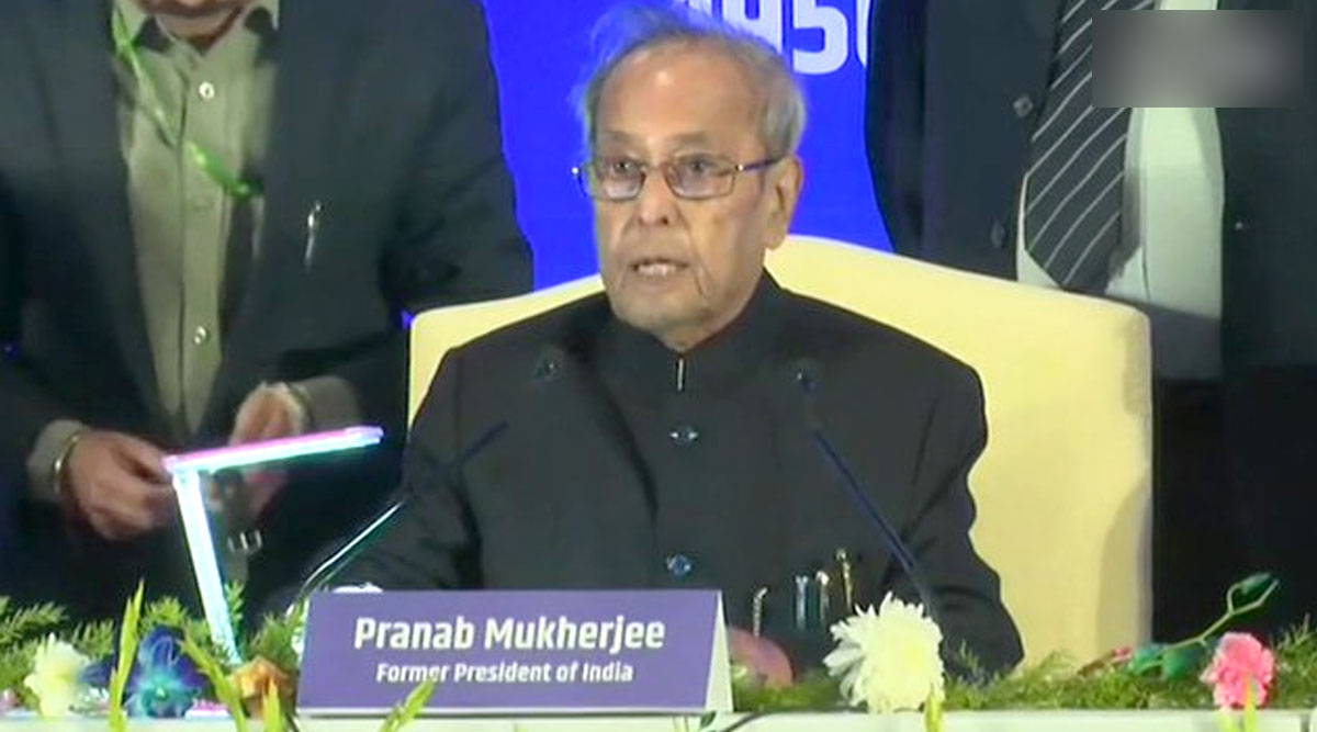Pranab Mukherjee Appreciates Youth's Participation in Agitations, Says 'Recent Protests Will Deepen Democratic Roots'