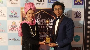Anshuman Jha Wins Best Actor Jury Award at Rajasthan Film Fest 2020