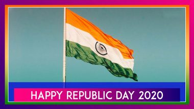 Happy Republic Day 2020 Wishes: Patriotic Quotes, WhatsApp Messages & Images to Send on January 26