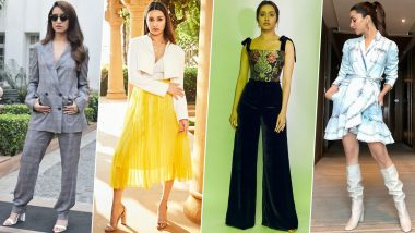 Shraddha Kapoor's Style File for Street Dancer 3D Promotions Can be Summed up in Four Words - Too Hot and Too Cool (View Pics)