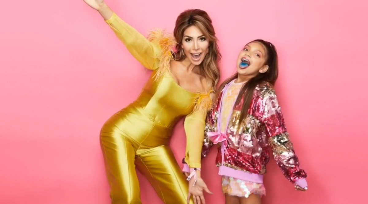 Farrah Abraham Trolled for Filming Sexy Video in Front of Her Daughter! Former Teen Mom Star Defends Her Actions