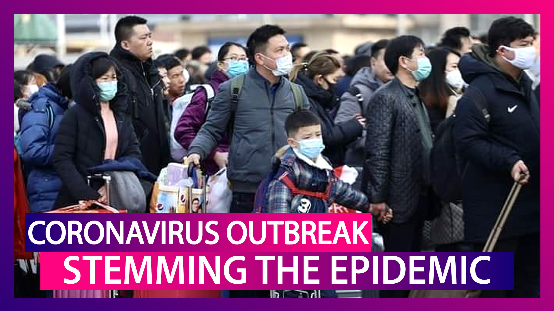 Coronavirus Outbreak: Steps China Is Taking To Contain The Rapidly-Spreading Infection