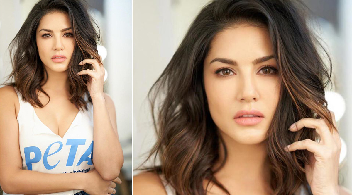 Sunny Leone Shares a Picture from her New PETA India Campaign and We Can't Wait for the Rest of the Photoshoot