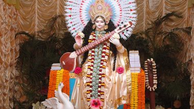 Basant Panchami 2020: 9 Facts About Goddess Saraswati, Not Many People Know Of