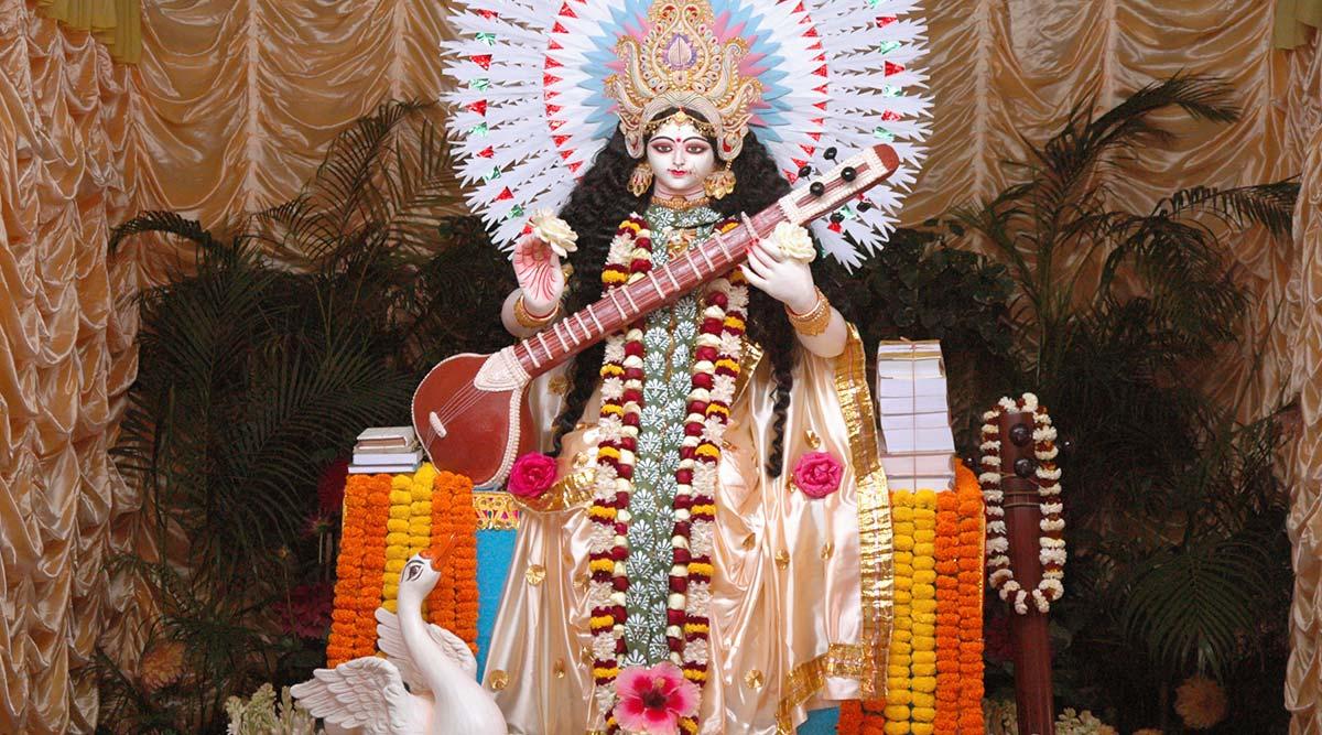 Basant Panchami 2020: 9 Facts About Goddess Saraswati, Not Many People Know Of