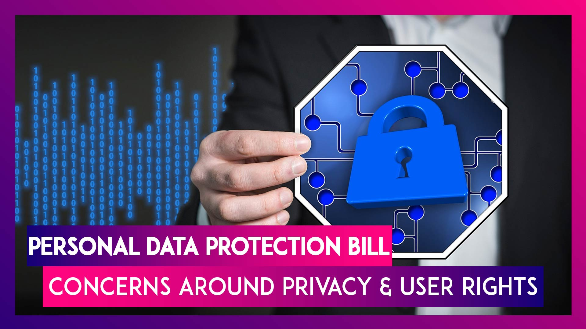 Personal Data Protection Bill: Privacy Concerns & User Rights Highlighted At IACC-NASSCOM Event