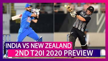 IND Vs NZ, 2nd T20I 2020 Preview: Virat Kohli and Co Look To Double The Lead