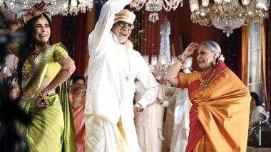 Katrina Kaif, Amitabh Bachchan and Jaya Bachchan's New Picture from an Ad Shoot Should Make Karan Johar Plan another 'Shava Shava' Song