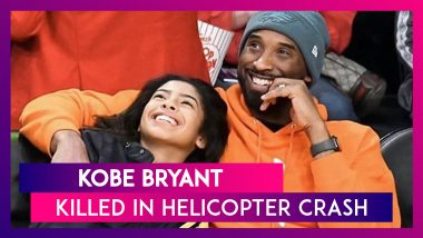 Kobe Bryant, The NBA Legend And His 13 Year Old Daughter Gianna Killed In Helicopter Crash