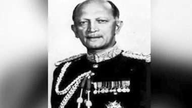 Field Marshal KM Cariappa 121st Birth Anniversary: Know Interesting Facts About First Indian Commander-in-Chief of Army