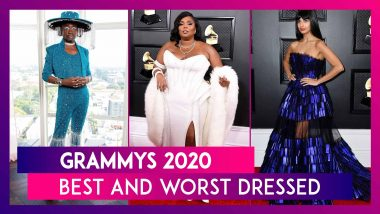 Grammys 2020: Ariana Leads Best-Dressed, While Tove Lo Lands In Worst-Dressed