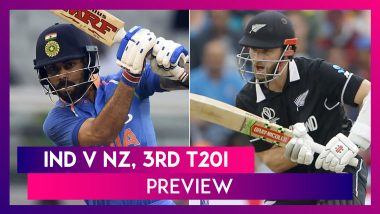 IND vs NZ 2020, 3rd T20I At Hamilton Preview: Upbeat India Brace For Series-Winning Opportunity