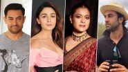 Nepotism Be Damned! Aamir Khan to Alia Bhatt, These Bollywood Stars Have 'Earned' The Limelight They Rightfully Deserved!