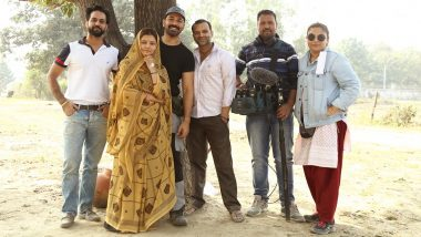 Rubina Dilaik in Hubby Abhinav Shukla's Short Film 'Bareilly Ki Beti: The Youngest Survivor'