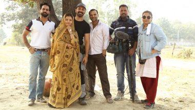Rubina Dilaik in Hubby Abhinav Shukla's Short Film 'Bareilly Ki Beti: The Youngest Survivor'