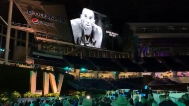 Kobe Bryant Demise: Kansas City, San Francisco Observe Moment of Silence in Honour of Late Lakers Legend on Super Bowl 2020 Launch Night