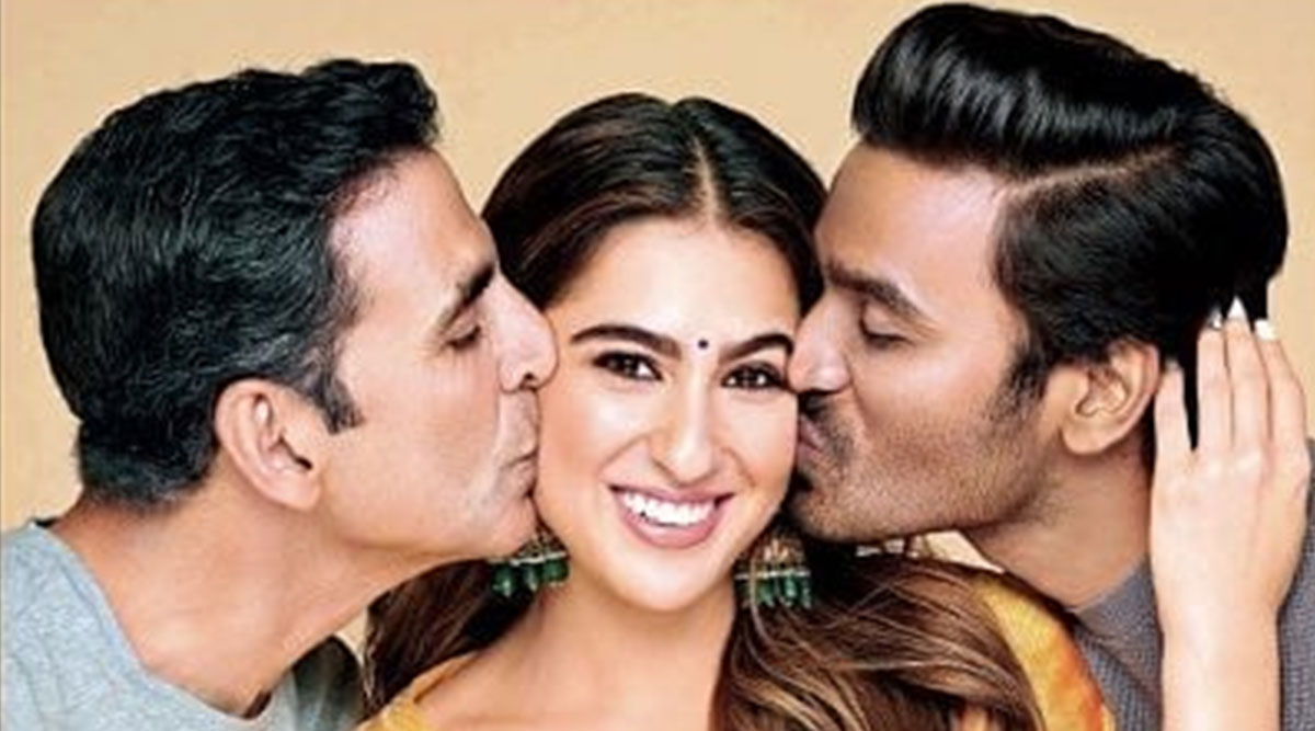Confirmed! Atrangi Re to Star Sara Ali Khan with Dhanush and Akshay Kumar - Check Out First Look