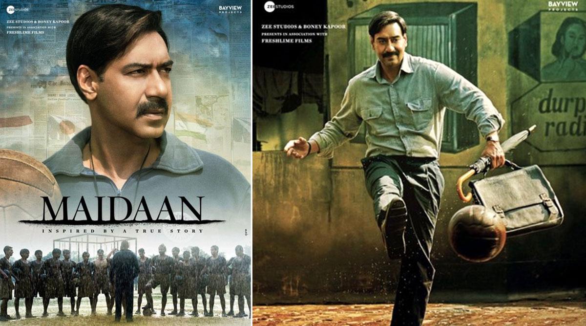 Maidaan: Ajay Devgn's Sports Drama Gets Postponed to 2021?