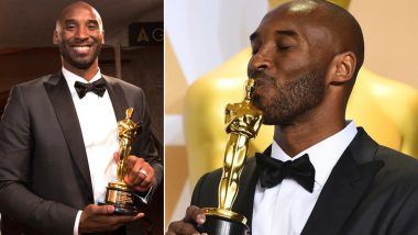 Kobe Bryant, Late NBA Legend and Oscar Winner to Be Honoured at the 92nd Academy Awards