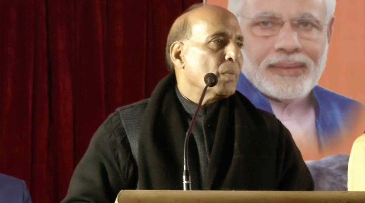 'Terrorists Are Not Uneducated, They Too Have the Zeal to Do Something in Life,' Says Rajnath Singh