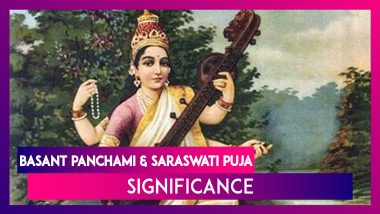 Basant Panchami 2020: Saraswati Puja In India Marks The Start Of Spring Season