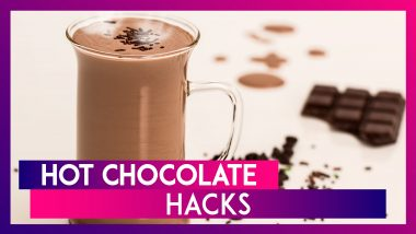 National Hot Chocolate Day 2020: Deliciously Brilliant Hot Chocolate Hacks