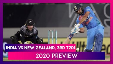 IND vs NZ, 3rd T20I 2020 Preview: India Eye Series Win Against New Zealand