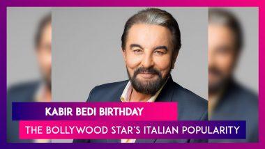 On Kabir Bedi's 74th Birthday, Looking Back At His Italian Stardom Thanks To Sandokan