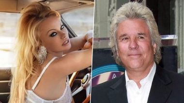 Pamela Anderson Secretly Marries Hollywood Producer Jon Peters in Malibu