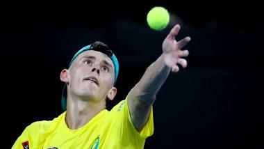 Australian Open 2020 Alex De Minaur Pulls Out Of The