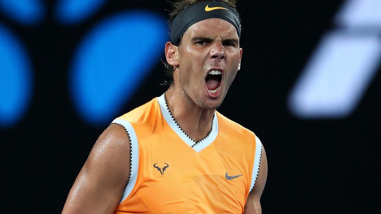Rafael Nadal Requests Donations From Spanish Athletes to Raise 11 Million for Coronavirus Victims