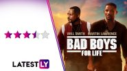 Bad Boys for Life Movie Review: Will Smith and Martin Lawrence's Entertaining Bromance Fuels Their Best Buddy Cop Ride in the Saga