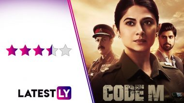 Code M Review: Jennifer Winget As A Military Lawyer Is At Her Finest In Unmasking The Indian Army Secrets