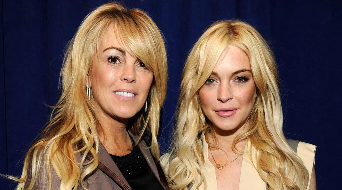 Lindsay Lohan's Mother Dina Lohan Arrested for DWI, Crashes Her Mercedes on a Vehicle in New York
