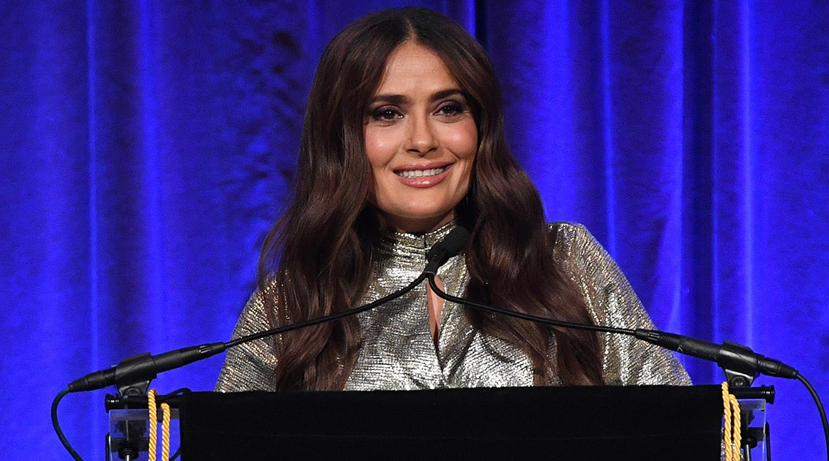 Salma Hayek Recalls Getting Severely Injured by a Monkey Who Attacked Her While Filming Frida