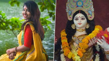 Saraswati Puja 2020: Wearing Yellow Colour Clothes is Considered Auspicious on Basant Panchami, Here's Why!