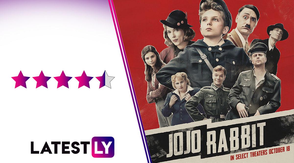 Jojo Rabbit Movie Review: Scarlett Johansson, Roman Griffin Davis Shine in Taika Waititi's Splendid Blend of Coming-of-Age Drama and Anti-Nazi Satire