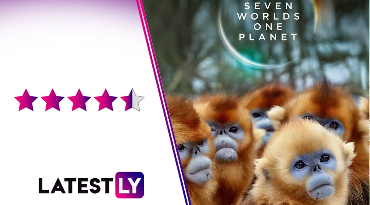 Seven Worlds, One Planet Review: David Attenborough's Narration and Hans Zimmer's Music Add Charisma to This Moving Nature-Based Documentary Series