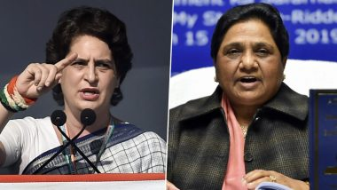 Kota Infant Deaths: Mayawati Slams Priyanka Gandhi Over Her Silence