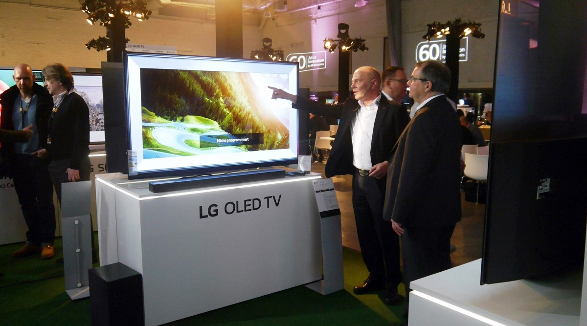 LG Electronics To Unveil 8K TV Lineup at CES 2020: Report