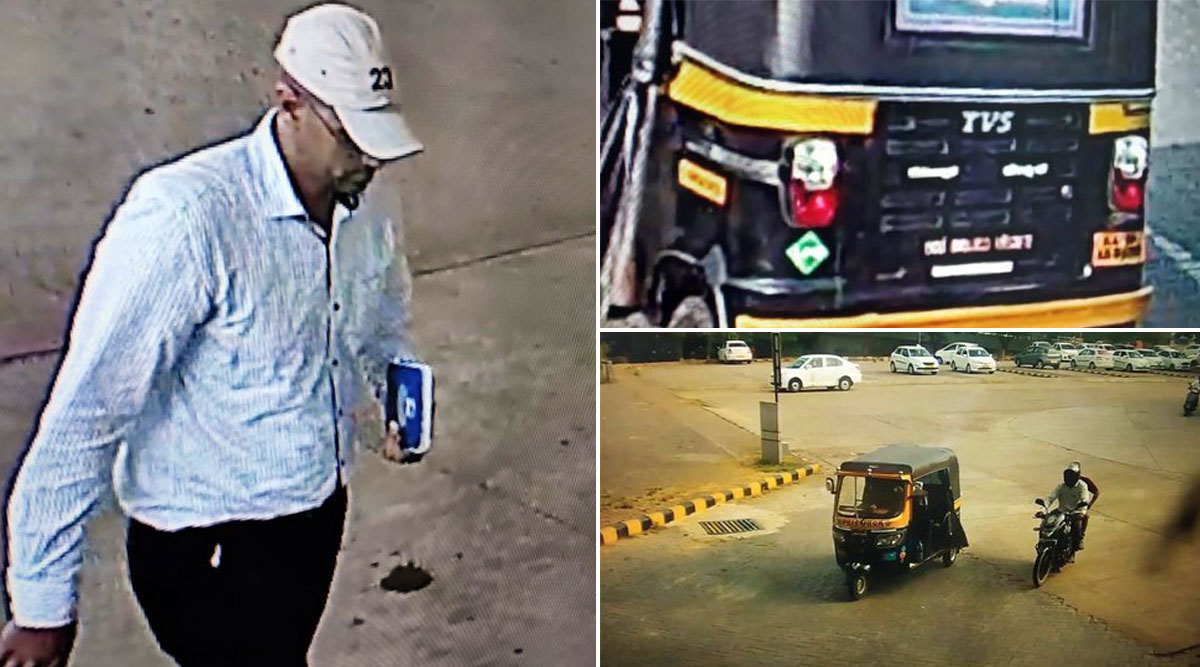 Mangaluru Police Release CCTV Photograph of Suspect Who Kept Bag With IED At Airport
