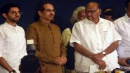 CM Uddhav Thackeray, Sharad Pawar Meet at Matoshri, Govt in Maharashtra 'Strong', Says Sanjay Raut