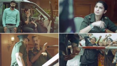 ALT Balaji's Code M Title Track Fauj Ki Dahaad Featuring Jennifer Winget and Tanuj Virwani is a Powerful Rap! (Watch Video)
