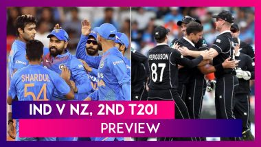 India vs New Zealand 2020, 2nd T20I At Auckland Preview India Aim To Build After Resounding Win