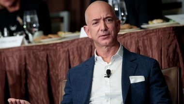 Amazon App Displays Letter From Jeff Bezos on His Plan to Invest $1 Billion in India And Create 'Additional 1 Million Jobs in Country by 2025'; Read Full Text