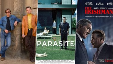 Oscars 2020 Nominations: Once Upon A Time in Hollywood, Parasite, The Irishman - Films to Watch Out for at the 92nd Academy Awards