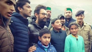 Laal Singh Chaddha: Aamir Khan Is Shooting for His Upcoming Film in Shimla