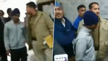 Gudiya Rape Case: Two Found Guilty by Delhi Court, Convict Attacks Journalists After Verdict (Watch Video)